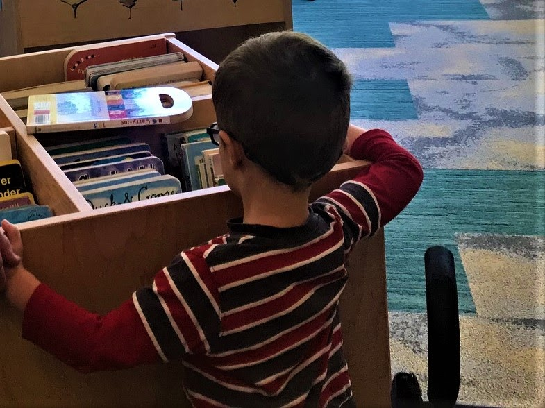 GABB Library Children's Room. Community Support Fund 2020 (1)